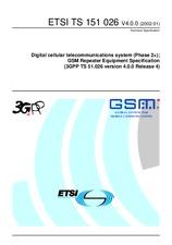 ETSI TS 151026-V4.0.0 28.1.2002