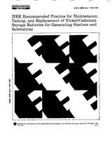 IEEE 1106-1987 4.4.1988