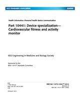 IEEE 11073-10441-2013 29.3.2013