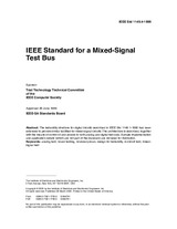 IEEE 1149.4-1999 20.3.2000