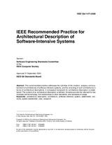 IEEE 1471-2000 9.10.2000