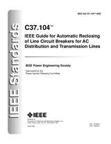 IEEE C37.104-2002 4.4.2003